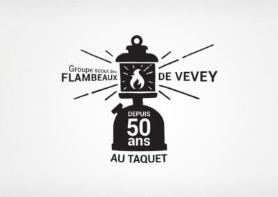 50ans Flambeaux Vevey